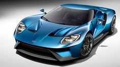 Noul Ford GT: primele imagini şi informaţii oficiale. VIDEO