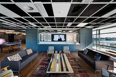 Advertising Agency Office Design | Mindful Design Consulting
