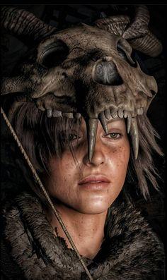 Tomb Raider 2018, Tomb Raider Cosplay, Tomb Raider Lara Croft, Resident Evil Girl, Jessica Nigri, Princess Mononoke, Comic Games, Gurren Lagann, Video Game Characters