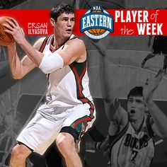 Player of the Week. Respect. Ersanity.