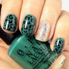 Instagram photo by obsessivecompulsivenails #nail #nails #nailart