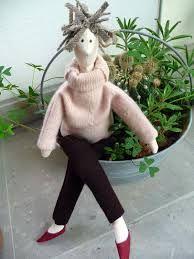 muñecas Tilda modernas - Mask'ana Google