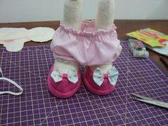 Aqui esta Meu Passo a Passo e molde da Minha bonecar for copiar e postar no seu Blog! nada mais justo que dizer quem fez o Pap- Pois fiz com...