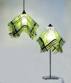 CESARE SENT murano glass objects - lamps