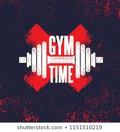 Find Gym Time Fitness Gym Muscle Workout stock images in HD and millions of other royalty-free stock photos, illustrations and vectors in the Shutterstock collection. Fitness Gym, Muscle Fitness, Fitness Wear, Fitness Life, Fitness Inspiration Quotes, Fitness Quotes, Gym Motivation Wallpaper, Gym Logo, Gym Quote