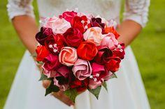 3 Origami and Bunting 2 week Long Wedding in Devon