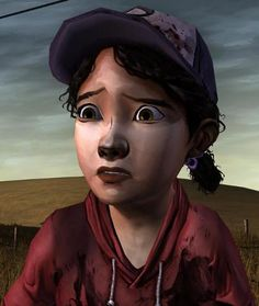 Clementine, one of the main reasons people like The Walking Dead Game