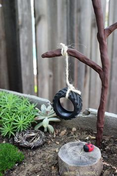 Nice 24 DIY Fairy Garden Ideas https://decorisme.co/2017/12/29/24-diy-fairy-garden-ideas/ Deciding upon the fairy's house sets the theme for the remainder of the garden. #miniaturegardens #Garden