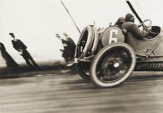 Jacques-Henri Lartigue - Grand Prix of Auto, Club of France Dieppe Circuit, gelatin silver print History Of Photography, White Photography, Street Photography, Vintage Photography, Photography Series, Heart Photography, Photography Tools, Stunning Photography, Digital Photography