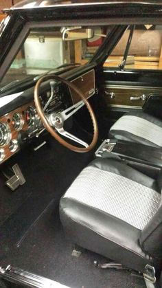 67-72 chevy interior