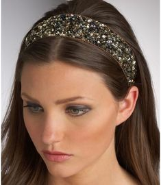 Perfect headband for Christmas parties