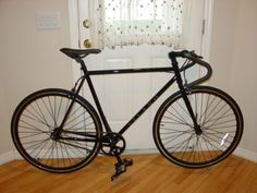Vilano single speed track style #fixedgear #bike #singlespeed