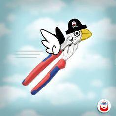 """Giuseppe Liuzzo lo conoscete tutti e """"perchè lo dice BOB"""" riceve, in via del tutto ufficiale, la nomina provvisoria di pappagallo dei Pirati grafici!"""