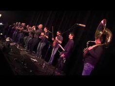 Traines Meuriennes Orchestra - Fest noz Yaouank 2013 - Ridée 6 temps