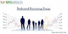 Dedicated Recruiter Team