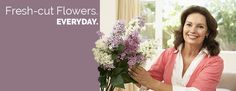 Floral Bouquets-From the fresh blossoms of spring, to exotic hothouse blooms, to the sweet scent of a lush, green meadow, enjoy the scent of your favorite fresh cut flowers- everyday!