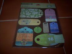 Studio 12 Die-cut Stickers
