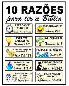 folheto evangelistico 10 razoes para ler a biblia