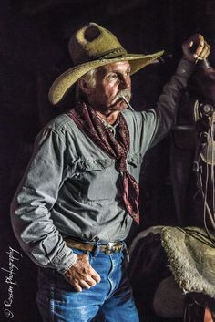 Horse Wrangler (taken at Cave Creek Outfitters) by Rossan Santos: