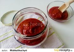 Domácí kečup od Mishky