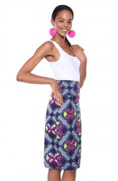 Pink Cloves Skirt Image