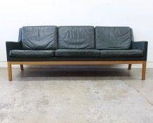 Danish Kai Larsen Sofa - The Vintage Shop