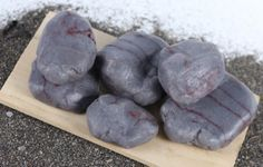 Cold Process Rock Soap | Lovin Soap Blog