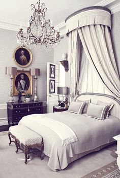French inspired bedroom decor contemporary french bedroom decor french style master bedroom best ideas about french inspired bedroom on french decorating Beautiful Bedrooms, Beautiful Interiors, French Interiors, Appartment Design, Home Interior, Interior Design, Diy Design, Interior Livingroom, Interior Plants