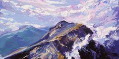 Glen Etive by Erik Petrie | Scottish Art Shop