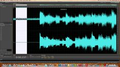 Tutorial - Removing Noise, HIss or Background from Audio Files