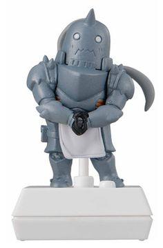 Fullmetal Alchemist- Chibi Alphonse Figure