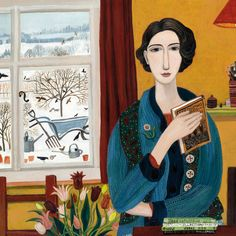 My Paisley World: Dee Nickerson Paints an Easygoing Lifestyle