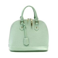 Condition   New  Brand : Handmade Color : Mint, Violet, Black, Sky, Ivory, Pink Style : Shoulder & Totes Bag Material: Synthetic Leather Size (cm) : 30 x 24 x 13 Size (inch) : 11.81 x 9.44 x 5.11  I am a korean top rated seller in global. Please visit to my online shop. If you visit to my shop, I am really happy :) ~~~Thank you
