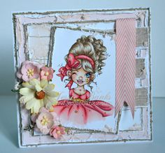 OOAK Handmade card Featuring Saturated by Paperstudiobyjessc