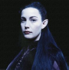 Arwen -Lord of the Rings - The Two Towers - Helms Deep costume - Liv Tyler Legolas, Aragorn, Thranduil, Liv Tyler, Arwen Undomiel, Helms Deep, Rings Film, Film Trilogies, O Hobbit