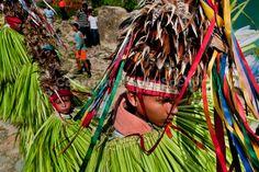 Los niños son una parte importante del corpus christi. Los Kankuamos les inculcan los valores de su pueblo para que no se olviden y los hacen participar de la danza de las cucambas que es la mas representativa de los Kankuamos.