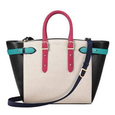 My own personal design of Aspinal of London's iconic Midi Marylebone Tote.
