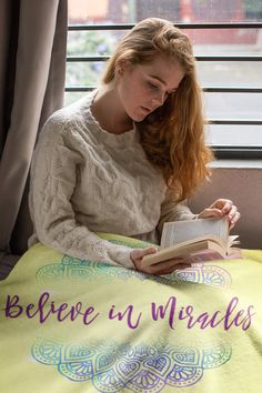 "This comfy and warm ""Believe In Miracles"" fleece blanket is super soft and perfect for staying warm in winter and curling up by the fire! It's available in multiple sizes. Also be sure to grab a few extra Believe In Miracles blankets because they make the best Christmas gifts and birthday presents! This cute blanket is sure to become a favorite for people who love positive quotes and sayings. Miracle Blanket, Cuddling On The Couch, Cute Blankets, Believe In Miracles, Best Christmas Gifts, Kid Beds, Curling, Birthday Presents, Stay Warm"
