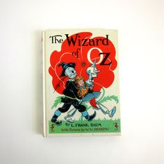 The Wizard of Oz by L. Frank Baum 1965