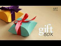 8f0a80fa8756 YouTube Ajándék Dobozok, Kézzel Készített Ajándékok, Ajándékok, Kártyák, Kreatív  Hobbi, Csomagolás