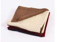 Echarpe bicolore en laine - http://www.menrags.com/vetements/echarpe-bicolore-en-laine/