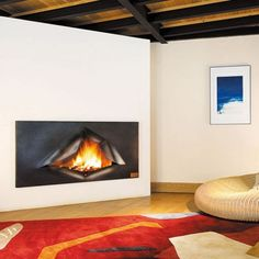 20 Astonishing Modern Fireplace Designs That Will Leave You Speechless - Top Inspirations