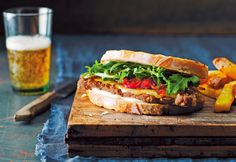 Steak Sandwiches With Caramelized Onions Recipe