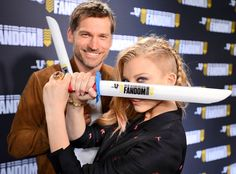 Nikolaj Coster-Waldau & Natalie Dormer from 2014 Comic-Con: Star Sightings Game Of Thrones Cast, Game Of Thrones Quotes, Nikolaj Coster Waldau, Fire Book, Jaime Lannister, Natalie Dormer, Valar Morghulis, Best Series, Feelings