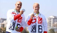 rio team gb kayak 2 silver - Google Search