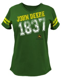 Women's T-Shirts - John Deere Clothes