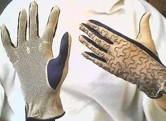 Handschuhe aus PE- Spitze, 1955 | eBay