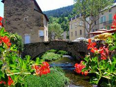 Meyrueis ~ Lozère ~ Languedoc-Roussillon ~ France