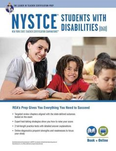 New York Nystce Students W/Disabilities
