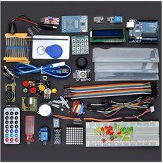 Elegoo Arduino Complete Project RFID Starter kit Arduino Sensors, Electronics Projects, Starter Kit, Raspberry, Sketch, Raspberries
